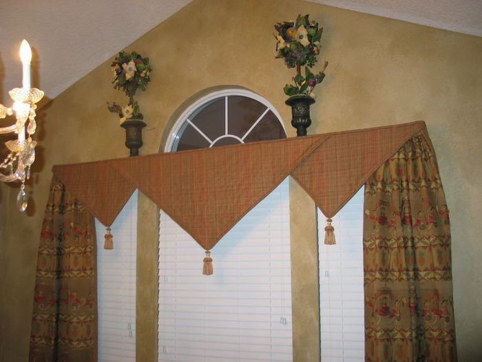 Valances Elainahill Com Custom Window Treatments St