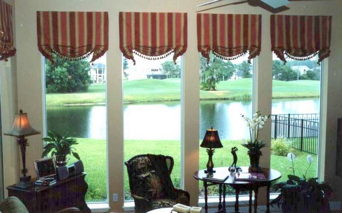 valances window treatments ideas scarf valance treatment for living room st johns custom drapery pillows slipcovers