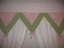ElainaHill.com window treatments overlays with banding